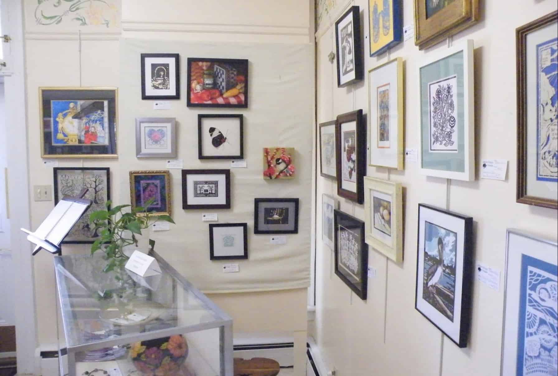 Papercutters Museum gallery