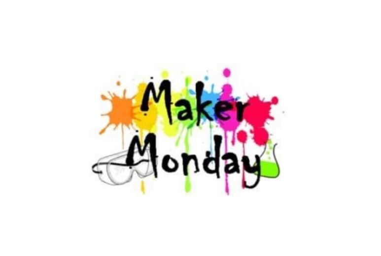 Maker Monday Image